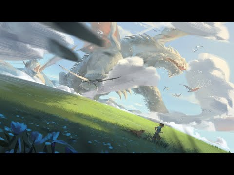 Lucas Ricciotti - FLYING BACK HOME | Emotional Adventure Orchestral Music