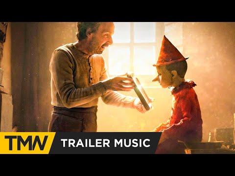 PINOCCHIO Official Trailer Music (2020) | Elephant Music - Heavy Water