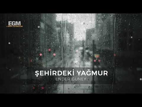 Sad Piano Music - Şehirdeki Yağmur - Ender Güney (Official Audio)