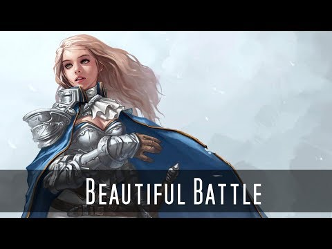 Dwayne Ford - Beautiful Battle | Epic Beautiful Female Vocals