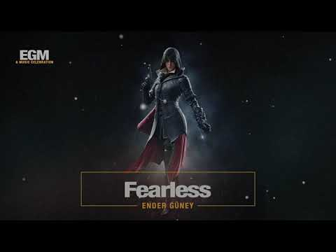 Fearless - Ender Güney (Official Audio)