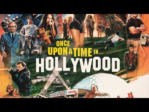 Once Upon A Time In Hollywood (TV Spot)