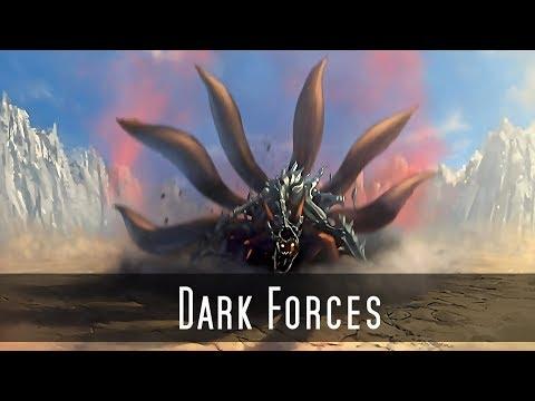 Atom Music Audio - Dark Forces | Epic Powerful Hybrid Music