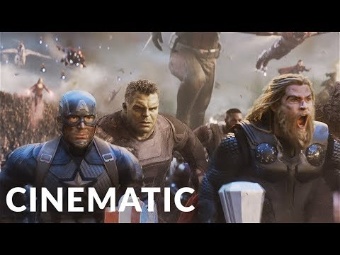 Marvel Cinematic Endgame - We Will Get Through This