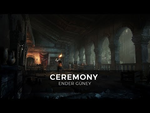 Ceremony - Ender Güney (Official Audio)