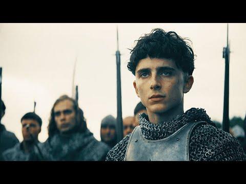 The King Netflix | MAKE IT ENGLAND (Timothée Chalamet Motivational Speech)