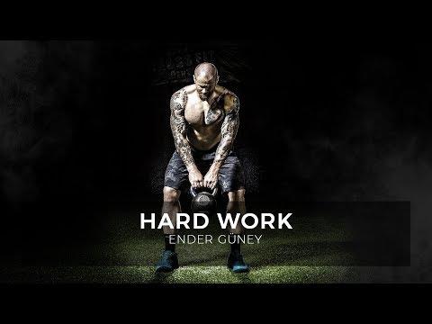 Hard Work GYM - Motivational - By Ender Guney (Official Audio)