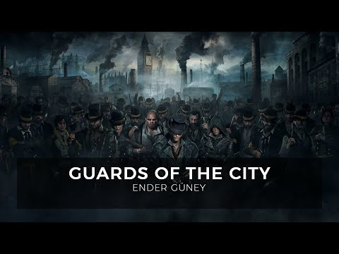 Guards Of The City - Ender Güney (Official Audio)