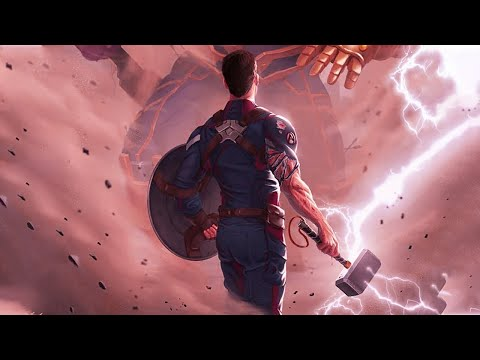 Audiomachine - WE CAN'T DO THIS WITHOUT YOU | Captain America - Endgame Tribute Music