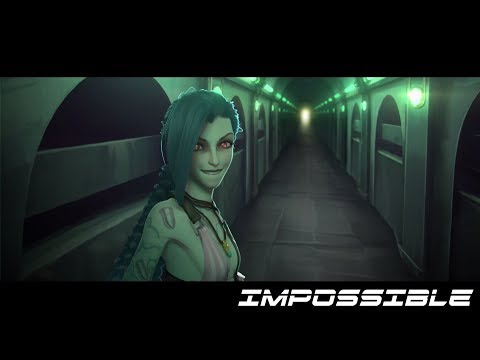 Two Steps From Hell - Impossible (feat. Merethe Soltvedt) - Music Video
