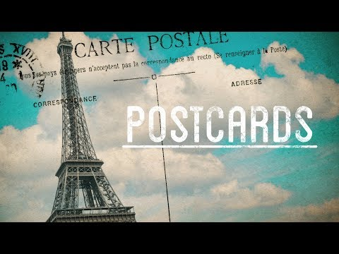 Audiomachine Curated Collection - Postcards