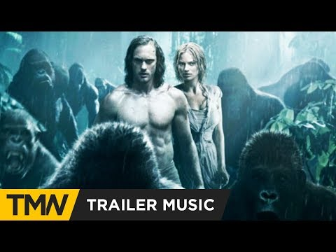 The Legend Of Tarzan - Official Trailer Music | Red Moth (RipTide Music) - Beyond Horizon