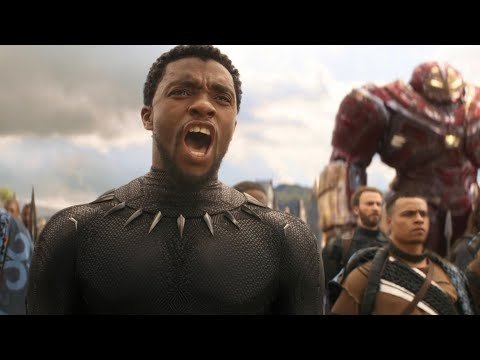 CHADWICK BOSEMAN Tribute | Black Panther's King T'Challa - Rest In Peace...