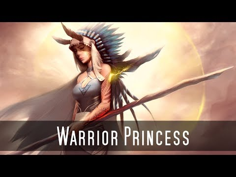 End Of Silence - Warrior Princess (feat. Julie Elven) | Epic Powerful Dramatic Vocal