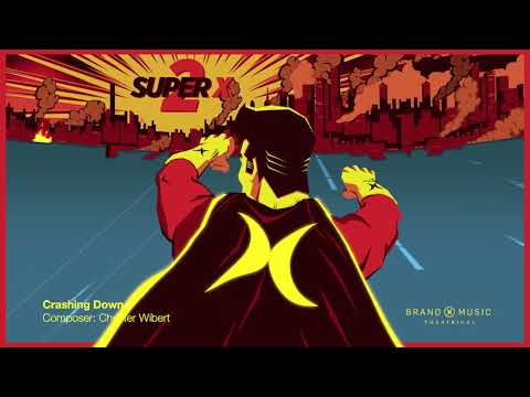 Brand X Music - Crashing Down (Epic Powerful Battle Trailer Music)